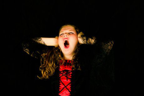 Enfant stressé: vive la relaxation