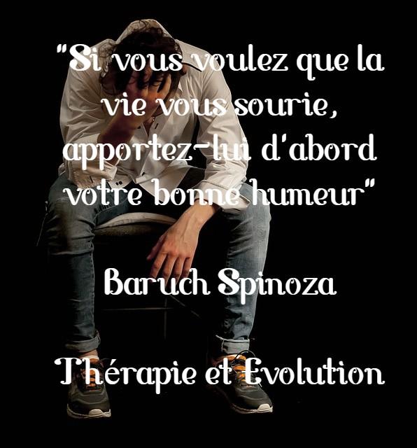 Citation de Baruch Spinoza