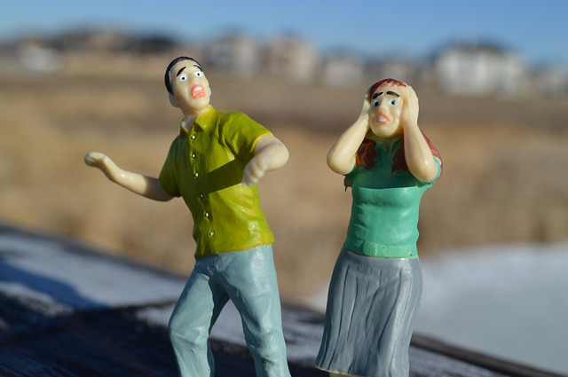 Les 7 plus grandes peurs que peut rencontrer un couple au quotidien !