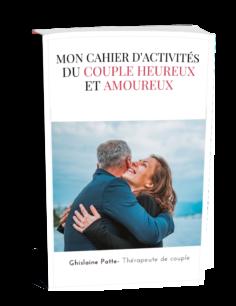 Cahier d'activités du couple heureux et amoureux