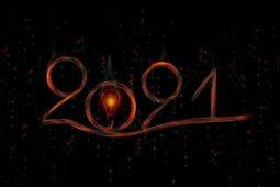 Adieu 2020 et Bonne année 2021 !